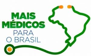 """Imagem do programa """"Mais médicos para o Brasil""""."""