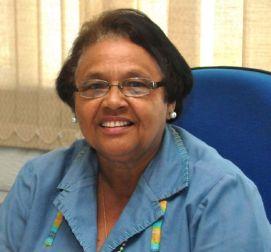 Secretária de Educação, Dinalva Melo.