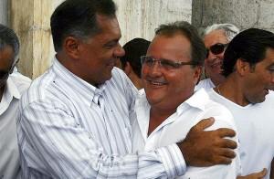JH e Geddel: agradecimento em Jequié, briga em Salvador.