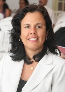 Secretária Marleide Figueiredo foto Mary Melgaço
