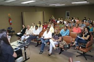 Servidores participam de curso sobre Educação Previdenciária-01-foto Pedro Augusto