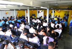 Itabuna realiza pré-conferência sobre políticas para a juventude-01-foto Pedro Augusto