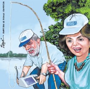 ique Dilma e Lula