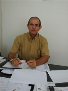 José Carlos Tavares, o novo presidente do PMDB de Ilhéus.