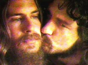 judas beija jesus