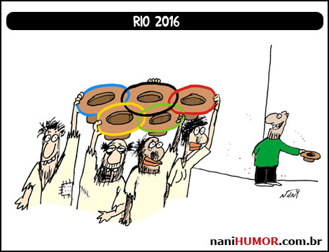nani Olimpíadas