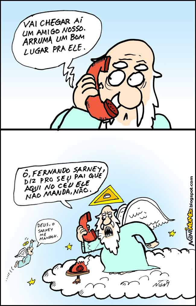 nani deus-sarney