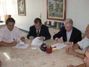 Projeto do SESC que planejado no último governo do prefeito Antônio Olímpio (93/97), só agora saiu do papel.