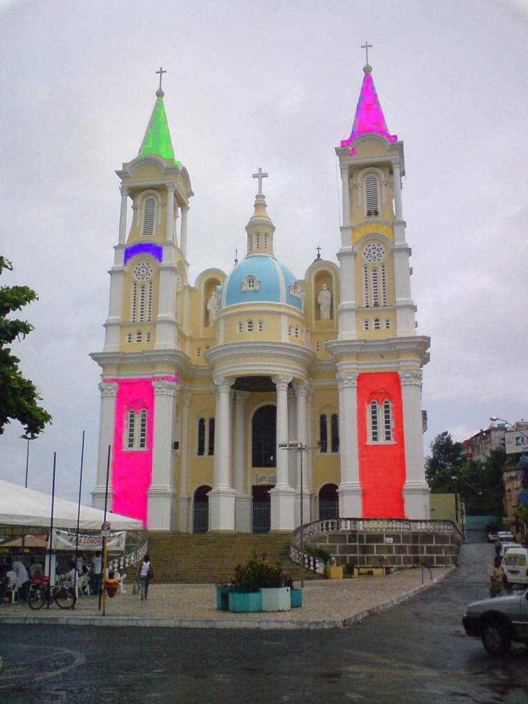 catedral pintada