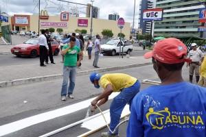 Intervenções no trânsito garantem maior segurança e acessibilidade-01-foto Vinícius Borges