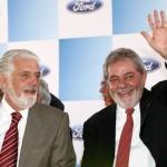 Wagner e Lula, na Ford 2