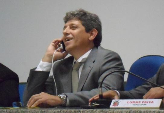 Alisson Mendonça. Imagem: Thiago Dias/Blog do Gusmão.