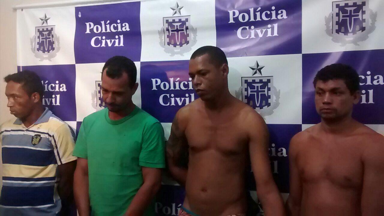 Imagem divulgada pela polícia.