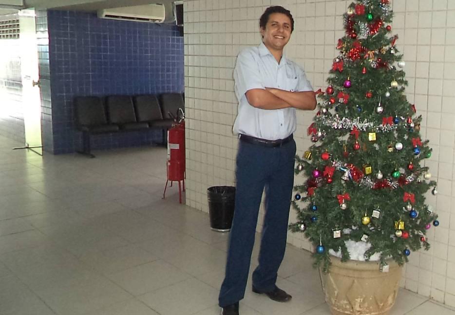 Jerberson Josué é uma boa opção para a gerência do SAC, afirma fonte do Blog do Gusmão.