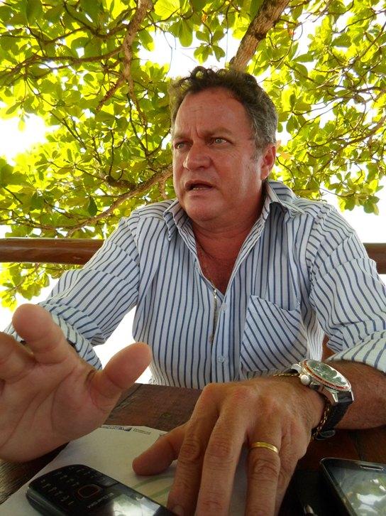 Bairros Hernani Sá, Nelson Costa e Malhado são os que mais sofrem com os barulhentos, revela Paulo.