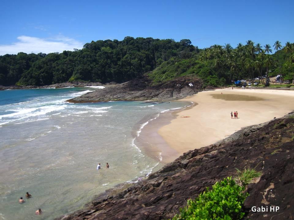 Tragédia ocorreu na Praia da Costa. Imagem do blog Devaneios de Biela.