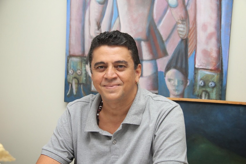 Secretário Paulo Atto. Imagem: Gidelzo Silva/Secom-PMI.