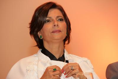 Adélia Pinheiro. Imagem: Blog do Thame.