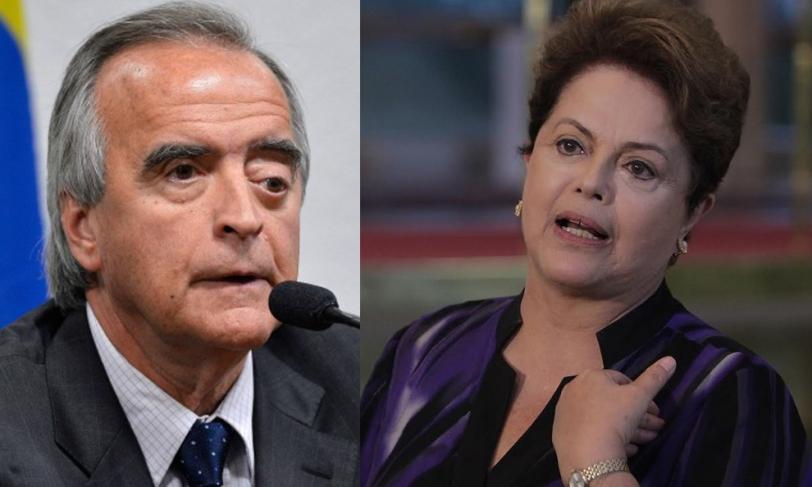 Defesa de Cerveró, ex-diretor da Petrobrás acusado de corrupção, desistiu de manter a presidente Dilma Rousseff na lista de testemunhas.
