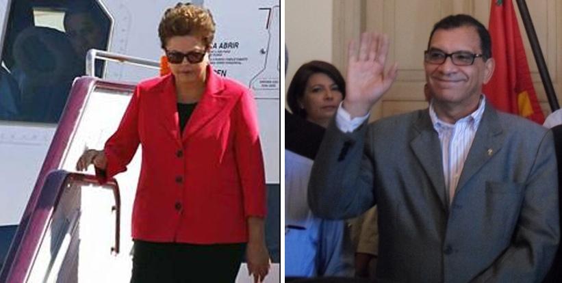 """Dilma descansou na Bahia. Jabes """"deu tchau"""" a Ilhéus e partiu para o """"velho mundo""""."""