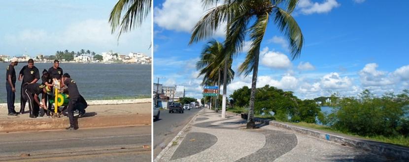 Imagens: Jamesson Araújo/Agravo e Thiago Dias/Blog do Gusmão.