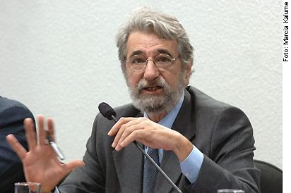 Cláudio Abramo, diretor-executivo da ONG Transparência Brasil.