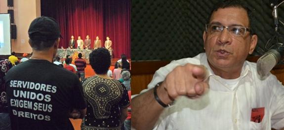 Imagens: Thiago Dias/Blog do Gusmão e O   Tabuleiro.