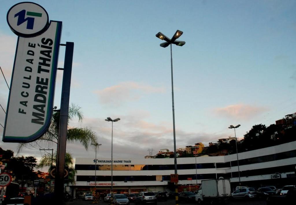 Imagem: ASCOM-Madre Thaís.