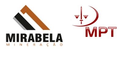 Mirabela Mineração está na mira do MPT.