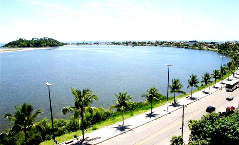 Obra de saneamento básico será etapa importante para o projeto de revitalização da Baía do Pontal.