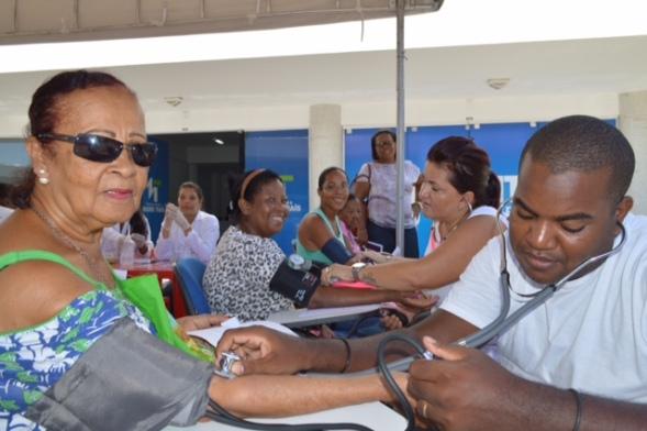 Faculdade Madre Thaís homenageou mulheres com uma série de serviços gratuitos prestados por estudantes e professores da instituição.