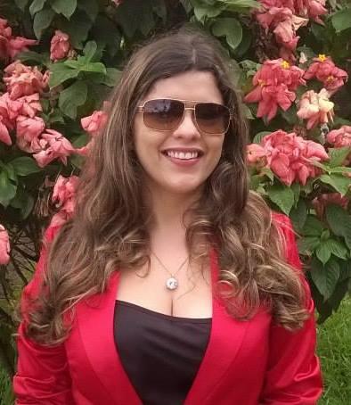 Professora Luana Rosário. Imagem: Facebook.