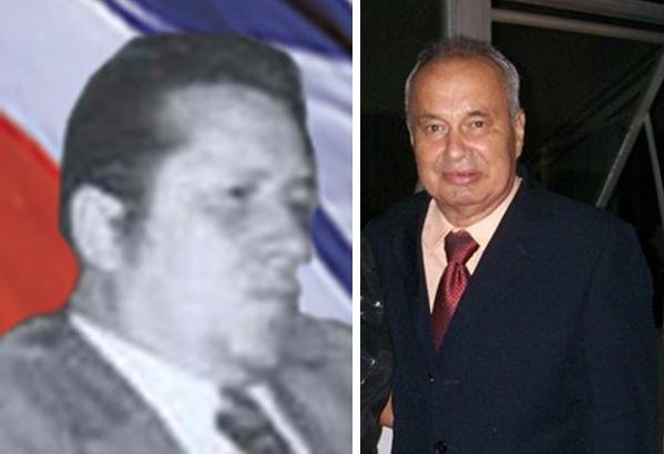 Newton Macedo Campos e José Henrique Abobreira.