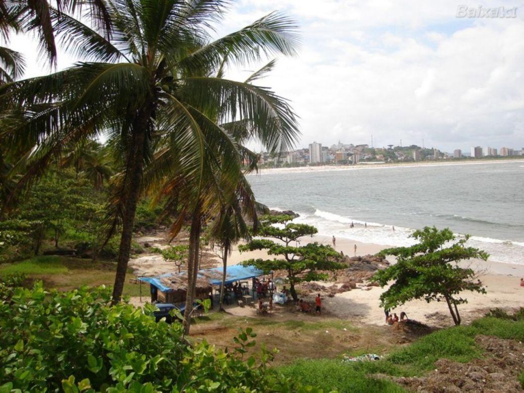 A Concha está entre as praias nas quais o Inema não recomenda o banho de mar.