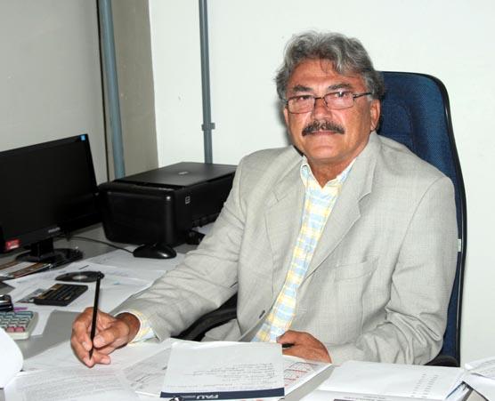 Joaquim Bastos. Imagem: Gidelzo Silva/Secom.