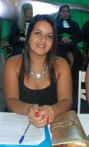 Tatiana Barcelos, diretora  acadêmica da Faculdade Madre Thaís.