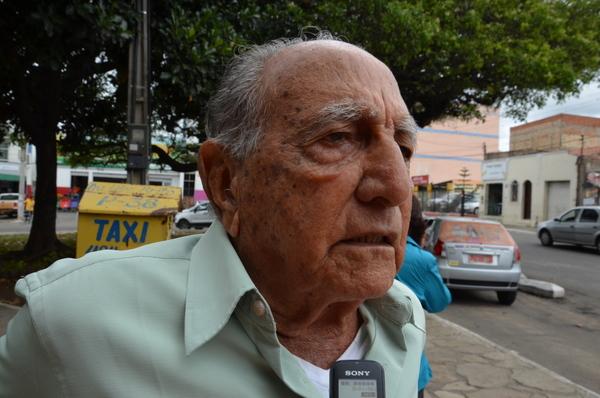 Michel Hagge, ex-prefeito de Itapetinga. Imagem: Blog do Anderson.