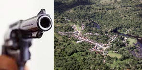 """""""Meu filho está em estado de choque"""", diz morador de Castelo Novo, distrito da zona rural de Ilhéus."""