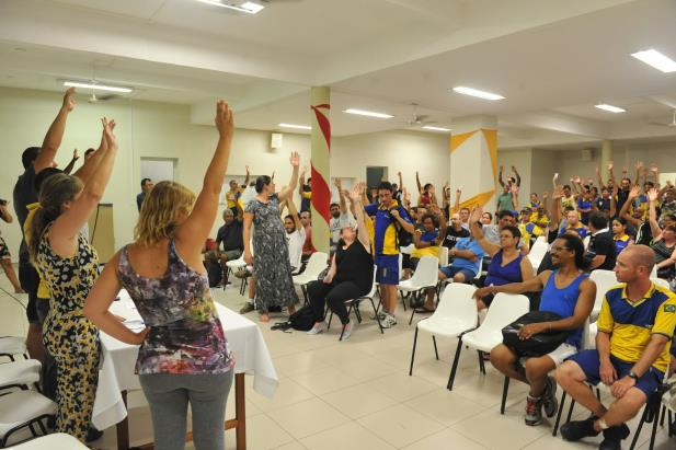 Greve contra privatização dos Correios durou dois dias.