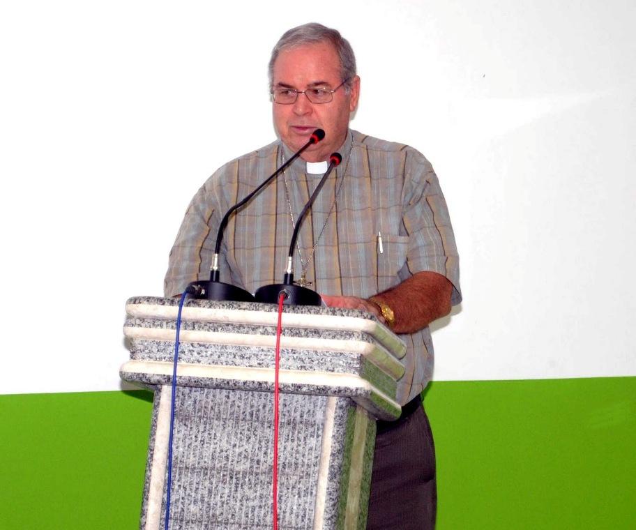 Dom Mauro Montagnoli. Imagem: Alfredo Filho/Arquivo Secom.