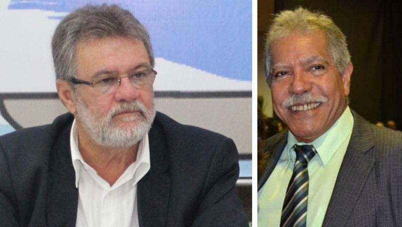 Isaac Albagli e Fernando Ribeiro.