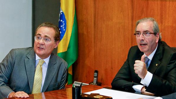 Com aliados como Renan e Cunha, o governo Dilma Rousseff não precisa de inimigos.