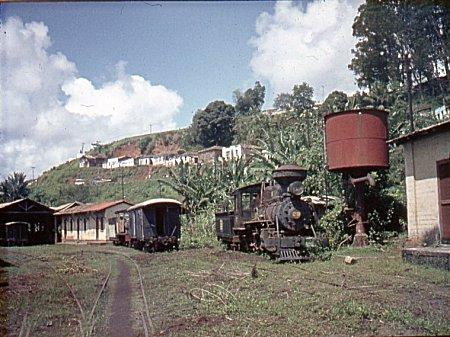 Imagem a locomotiva 29 em 1971: Ed Reijnders.