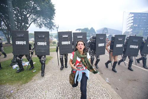 Imagem: Daniel Castellano/Paraná-online.