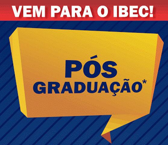 IBEC pós