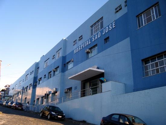 Hospital São José. Imagem: Agravo.