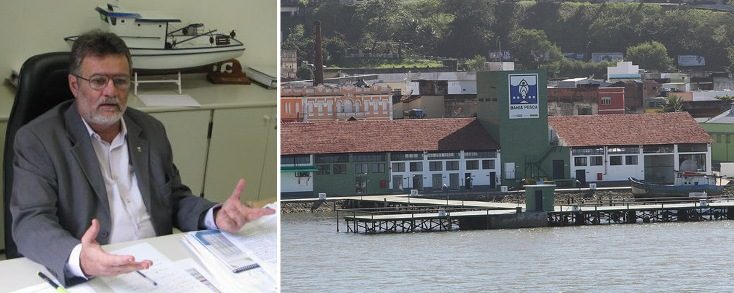 Isaac Albagli é ex-gestor da Bahia Pesca.