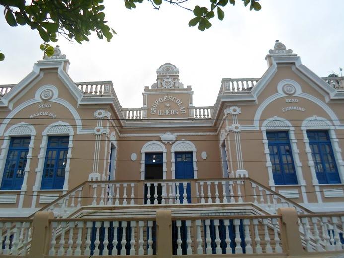 Biblioteca Municipal Adonias Filho. Imagens: Thiago Dias/Blog do Gusmão.