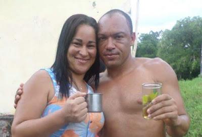 Tatiane e Rafael. Imagem: Blog Pimenta.