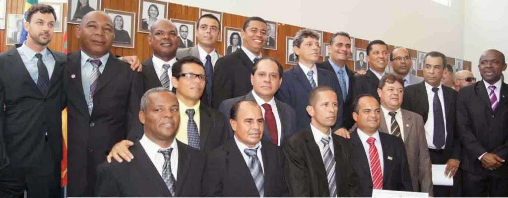 Vereadores de Ilhéus. Imagem: Blog Expressão Única.